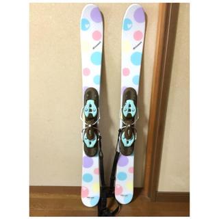 キスマーク(kissmark)のkissmark スキー板 98cm(スポーツ)