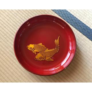 タチキチ(たち吉)の【美品】濃い模様のおぼん(食器)