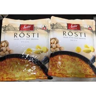 ロスティメパル(Rosti Mepal)のスイスデリス ROSTI 500g×2、富良野発 パン便りシーベリー 4缶(その他)