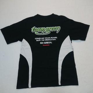 カワサキ(カワサキ)のカワサキ team green Tシャツ(Tシャツ/カットソー(半袖/袖なし))