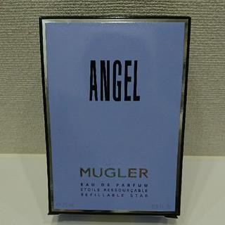 ティエリーミュグレー(Thierry Mugler)のテュエリーミュグレーTHIERRY MUGLER エンジェルオードパルファム(香水(女性用))