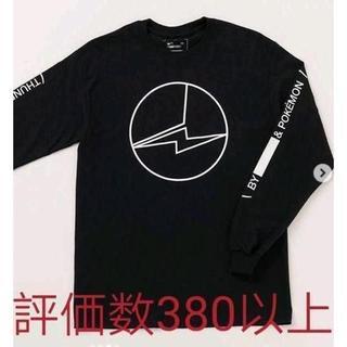 フラグメント(FRAGMENT)のThunderbolt Project Pokemon Long Tee L(Tシャツ/カットソー(七分/長袖))
