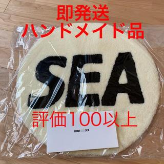ネイバーフッド(NEIGHBORHOOD)のwind and sea round mat(ラグ)