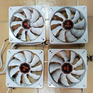 スー様専用、enermax UCCLA12P×4個(PCパーツ)