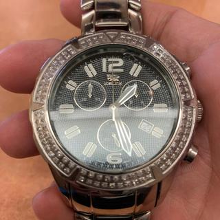 アヴァランチ(AVALANCHE)のアイスリンク‼️アクアテラ‼️天然ダイヤモンド(腕時計(アナログ))