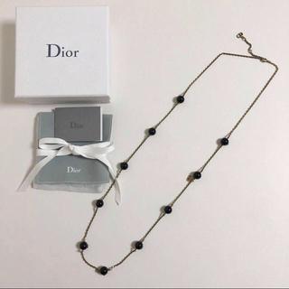 クリスチャンディオール(Christian Dior)のDior ディオール TRESOR DE TRIBALE ネックレス パール(ネックレス)