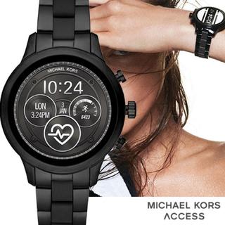 マイケルコース(Michael Kors)のマイケルコース スマートウォッチ MKT5058 美品(腕時計(デジタル))