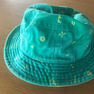 ルース(LUZ)のLUZeSOMBRA ルースイソンブラ キッズ バケットハット(帽子)
