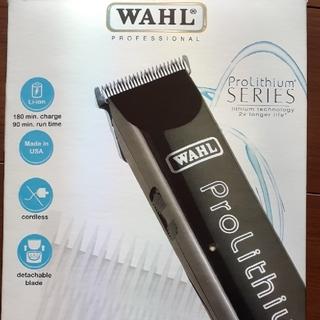 ウォール(WALL)のWAHL バリカン 理容師 国家試験 対応(メンズシェーバー)