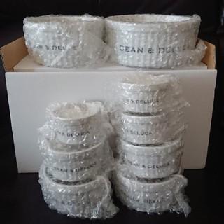 ディーンアンドデルーカ(DEAN & DELUCA)のゆりり様専用【新品】DEAN&DELUCA ココットセット(9個)(食器)