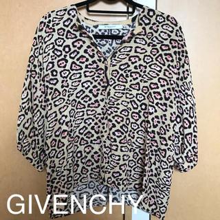 ジバンシィ(GIVENCHY)のシャツ(シャツ/ブラウス(長袖/七分))
