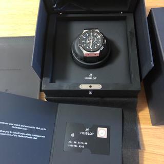 ウブロ(HUBLOT)の早い者勝ち 即購入 OK 大丸購入HUBLOT アエロバン ウブロ国内正規品 (腕時計(アナログ))