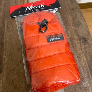 ナンガ(NANGA)のMini sleeping bag phone case ミニスリーピングバッグ(iPhoneケース)