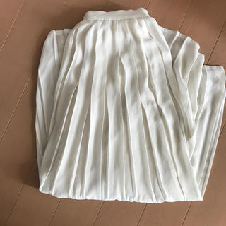 ローリーズファーム(LOWRYS FARM)のローリーズファーム プリーツスカート(ロングスカート)