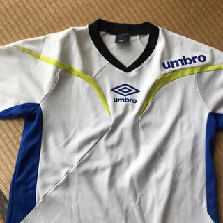 アンブロ(UMBRO)のLサイズ UMBROTシャツ(ウェア)