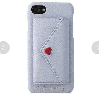 ハニーミーハニー(Honey mi Honey)のラブレター iPhoneケース(iPhoneケース)