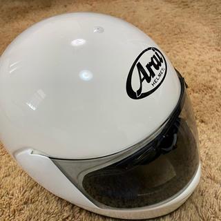 アライテント(ARAI TENT)のArai ヘルメット URX 白 フルフェイス(ヘルメット/シールド)