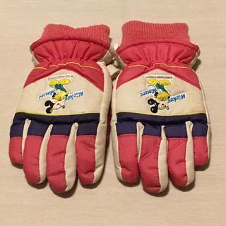 ディズニー(Disney)のMickey Disney グローブ(手袋)