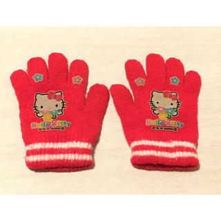 ハローキティ(ハローキティ)のHello Kitty 手袋(手袋)