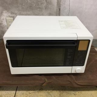 ムジルシリョウヒン(MUJI (無印良品))のA6/160 無印良品 オーブンレンジ MJ-OR21A 2017年製(電子レンジ)