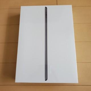 アイパッド(iPad)の未使用品 iPad 第7世代 32GB Wi-Fi版 スペースグレー (タブレット)