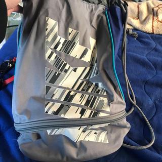 ナイキ(NIKE)のNIKE  ナップサップ式プールバッグ(マリン/スイミング)