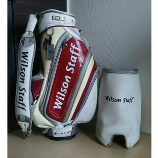 ウィルソンスタッフ(Wilson Staff)の【値下げ】プロモデル ゴルフバッグ(バッグ)