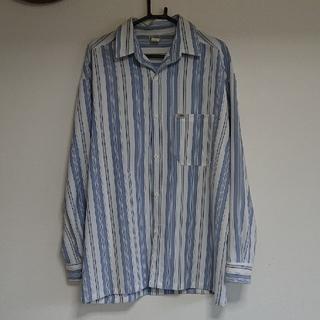 カルトップ(CALTOP)のcaltop ストライプシャツ (シャツ)