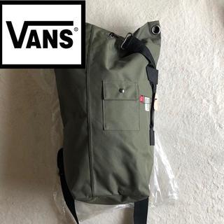 ヴァンズ(VANS)の【新品9800円】vansリュックサック バック(バッグパック/リュック)