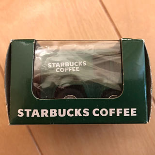 スターバックスコーヒー(Starbucks Coffee)のチョロQ スターバックス(非売品)(ミニカー)