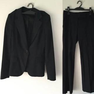 ザラ(ZARA)の形が綺麗 美品 ZARA ザラ ジャケット パンツ スーツ パンツスーツ S(スーツ)
