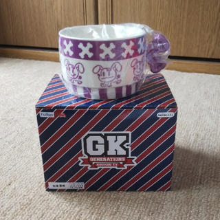 ジェネレーションズ(GENERATIONS)のGENERATIONS マグカップ(マグカップ)