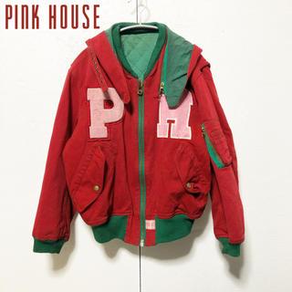 ピンクハウス(PINK HOUSE)の【PINK HOUSE】希少 ヴィンテージジャケット(ブルゾン)
