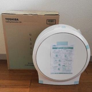 トウシバ(東芝)の【送料無料】TOSHIBA 空気清浄機 ULOS(空気清浄器)