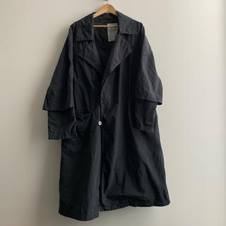 UNUSED - UNUSED Double Overcoat ダブルオーバーコート