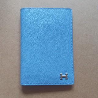 エルメス(Hermes)の韓国購入!本皮パスポートケース(旅行用品)