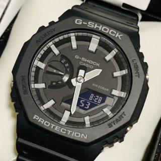 カシオ(CASIO)のgショック GA 2100 新品 AP(腕時計(デジタル))