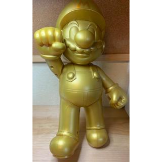 タイトー(TAITO)の非売品 スーパーマリオビックフィギュア ゴールドマリオ(キャラクターグッズ)