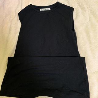アクネ(ACNE)のアクネ トップス(カットソー(半袖/袖なし))