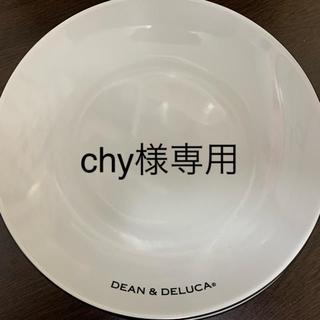 ディーンアンドデルーカ(DEAN & DELUCA)のDEAN & DELUCA ケーキプレート ブラック 2枚セット(食器)