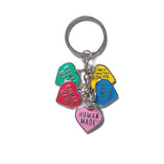 ジーディーシー(GDC)のHUMAN MADE Heart key charm ヒューマンメイド(キーホルダー)