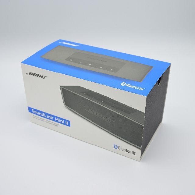 BOSE(ボーズ)のBOSE SoundLink Mini II スマホ/家電/カメラのオーディオ機器(スピーカー)の商品写真