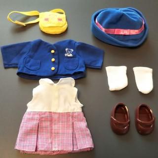 パイロット(PILOT)のメルちゃん 幼稚園制服セット(その他)