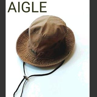 エーグル(AIGLE)のAIGLE サファリハット 帽子 テンガロンハット(ハット)