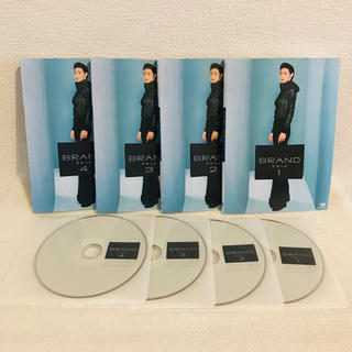 『BRAND (ブランド)』主演:今井美樹 全4巻(完) レンタル落ち DVD(TVドラマ)