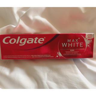 クレスト(Crest)の新品 コルゲート 歯磨き粉 colgate optic max white(歯磨き粉)