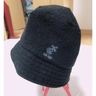 ディズニー(Disney)のDisneyland  帽子  黒(その他)