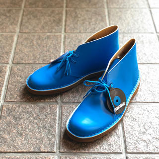 クラークス(Clarks)のclarks DESERT BOOT × Record Store Day(ブーツ)
