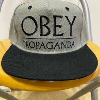 オベイ(OBEY)のobey cap(キャップ)