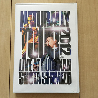 Naturally Tour 2012 DVD(ミュージック)